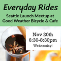 Everyday Rides Launch Meetup