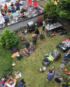 Seattle Bike Garage Sale