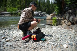 Bikefishing the Snoqualmie