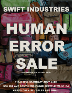Swift Human Error Sale